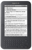 Kindle 3: Article Listing